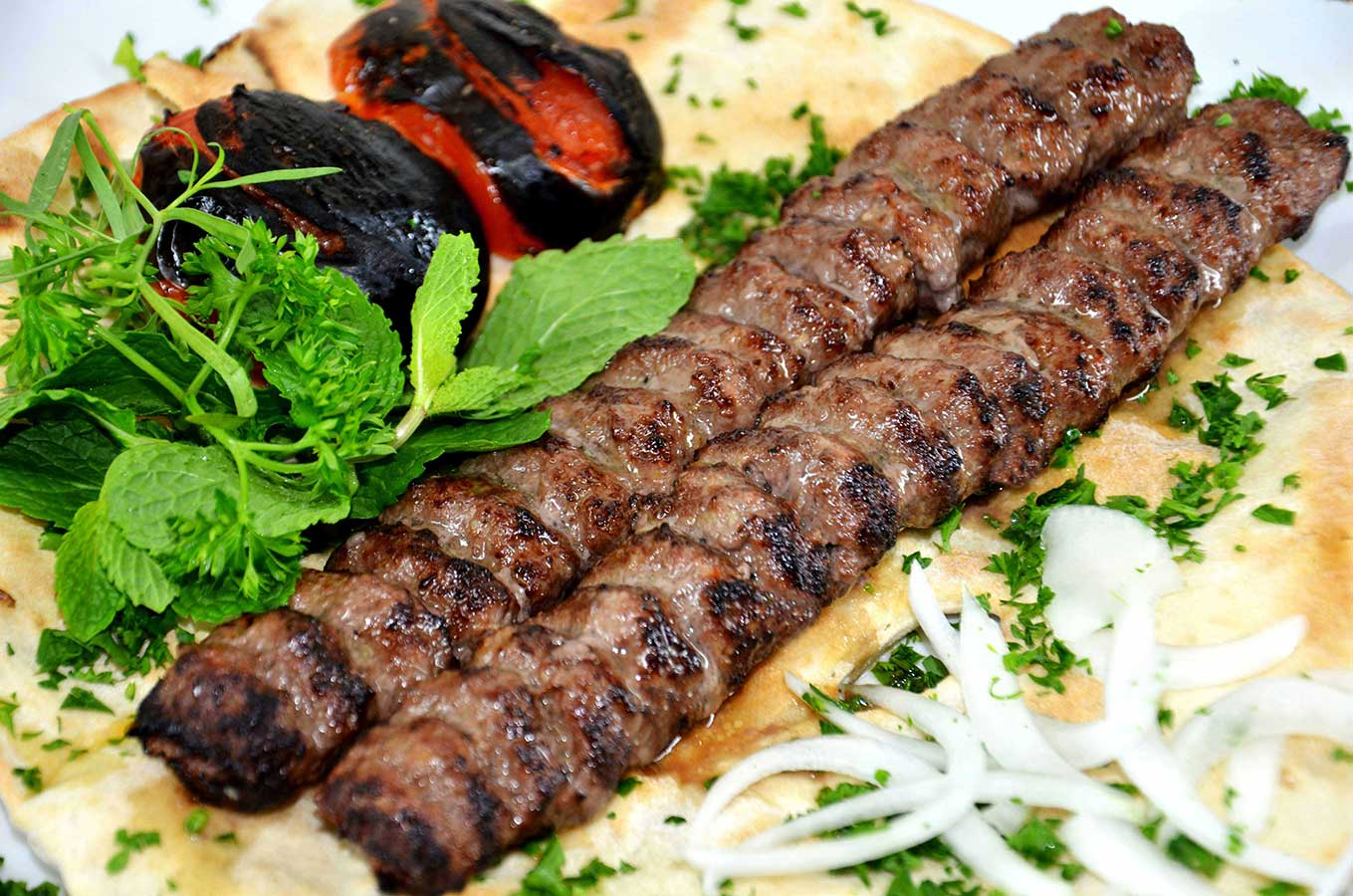 kabob - Persian Food favorite