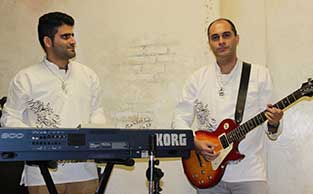 Live Persian Music Pars Band
